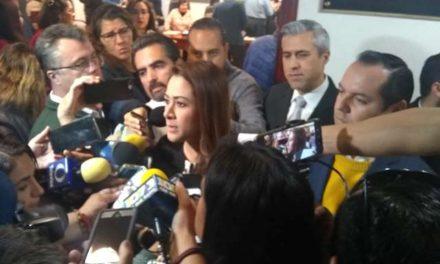 ¡Se prevén cambios de secretarios que integran gabinete municipal: Teresa Jiménez Esquivel!
