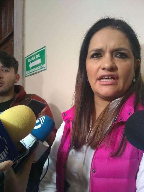¡Se redoblarán esfuerzos para proteger a las familias en 2020: Alma Hilda Medina Macías!