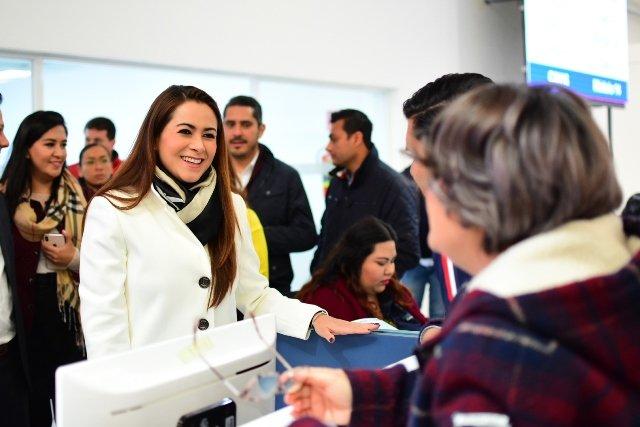¡Tere Jiménez coloca a Aguascalientes como punta de lanza a nivel nacional en gobierno digital!