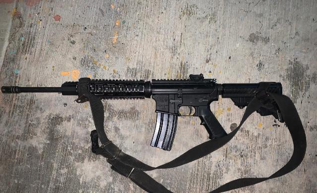 ¡Tras agresión en Pinos, Policía Estatal aseguró a cuatro personas, un arma larga y una granada!