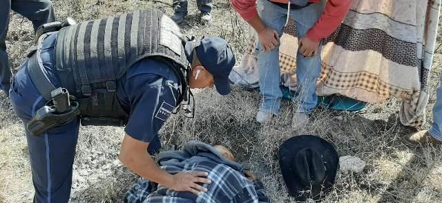¡Volcadura de un auto tripulado por 3 ebrios dejó 1 lesionado en Aguascalientes!