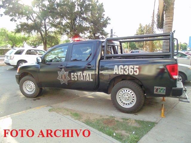 ¡Zacatecano fue detenido en el municipio de Asientos por contrabando de combustible!