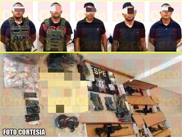 ¡Sujeto vecino de Lagos de Moreno integraba grupo élite del CJNG desmembrado en Guanajuato!