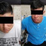 ¡Detuvieron a 2 zacatecanos en una operación de compra-venta de drogas en Aguascalientes!