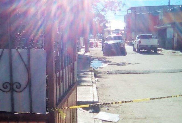 ¡Ayudante de albañil fue ejecutado mientras trabajaba en una casa en Calera!