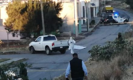 ¡Empleado de la empresa Coca Cola fue ejecutado de 7 balazos en Zacatecas!