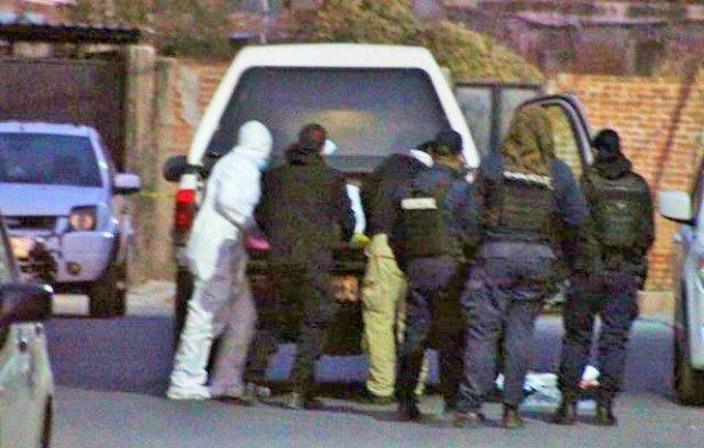 ¡Atacaron a balazos 2 motociclistas en Guadalupe: uno fue ejecutado y otro herido!