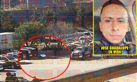 ¡Elemento de la PEP que asesinó a su compañero fue consignado ante el juez por homicidio calificado!