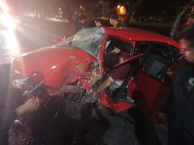 ¡Accidente en Zacatecas dejó una mujer muerta y cinco lesionados!