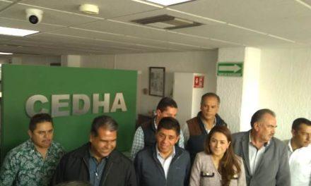 ¡Catean casa de alcaldesa de San José de Gracia y alcaldes se unen en apoyo, dicen temen por su integridad!