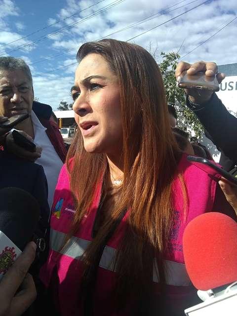¡Espero que la Fiscalía actúe con legalidad, realizando un trabajo técnico y no político: Teresa Jiménez Esquivel!
