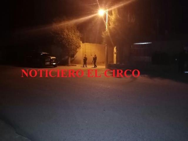 ¡Sicarios dispararon 100 veces a una casa en Fresnillo e hirieron a un adolescente!