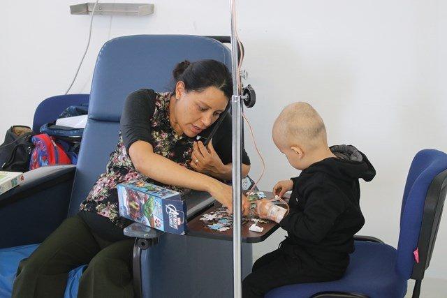 ¡El diagnóstico oportuno, la mejor cura para el cáncer infantil!