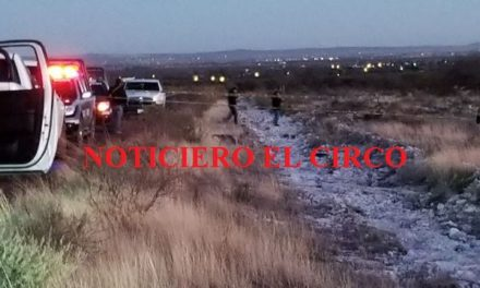 ¡Hallaron el cuerpo de una persona decapitada en Fresnillo!