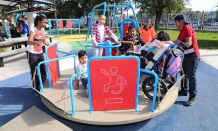 ¡DIF Municipal pone a disposición parque para personas con discapacidad!