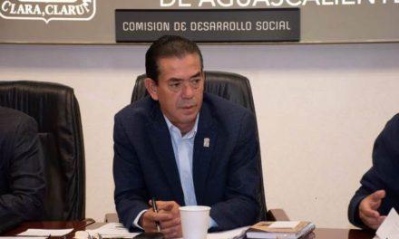 ¡Justifica el diputado Salvador Pérez Sánchez al gobernador, refiere que fue un momento de enojo!