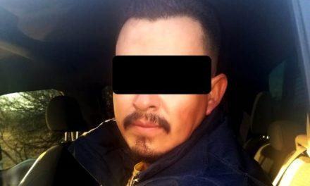 ¡Fue detenido otro distribuidor de drogas en Aguascalientes!
