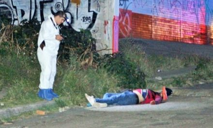 ¡Ejecutaron a un hombre en el Pintores Mexicanos en Aguascalientes!