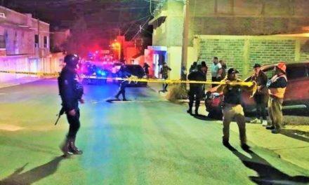 ¡Ejecutaron a dos hombres e hirieron a la madre de uno de ellos en Zacatecas!
