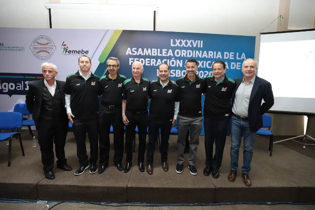 ¡Eligen a Aguascalientes como sede de dos competencias deportivas de béisbol para 2020!
