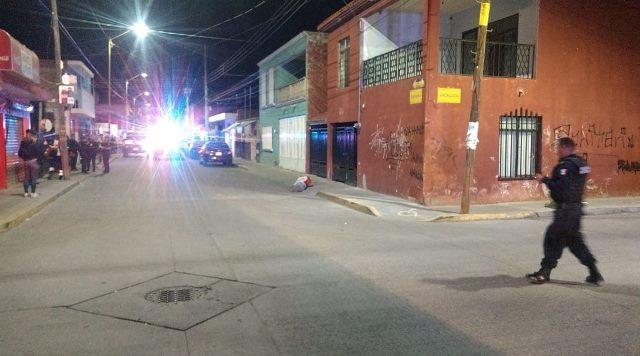 "¡2 sicarios encapuchados ejecutaron a ""El Robertillo"" en Aguascalientes!"