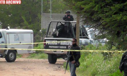 ¡Ataque armado en Guadalupe dejó 1 ejecutado y 1 lesionado!