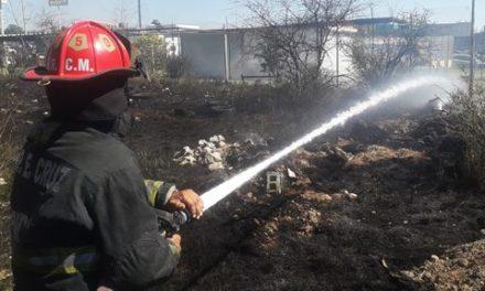 ¡La Coordinación Municipal de Protección Civil está lista para combatir incendios de temporada!