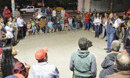 ¡Anuncia el alcalde de Jesús María programa permanente de bacheo!