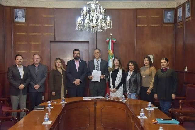 ¡Acuerdan trabajar en conjunto el municipio de Jesús María y el IDSCEA!