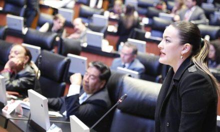 ¡Ante negativa de propuesta de la GOAN, Martha Márquez solicita comparecencia de titular de la SHCP!