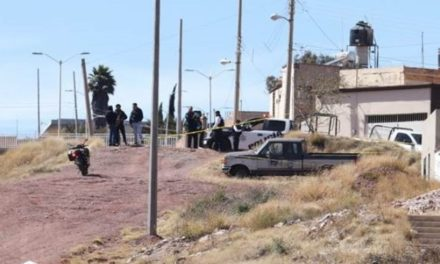 ¡Pareja fue ejecutada en la colonia Alma Obrera en Zacatecas!
