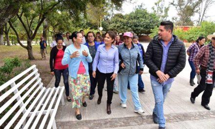 ¡Municipio de Aguascalientes mejora prestación de servicios públicos en comunidades!