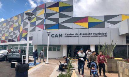 ¡Ya son 40 los trámites que se pueden realizar en el CAM de López Mateos!
