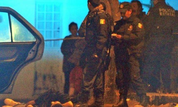 ¡Ejecutaron a balazos a un desconocido en Tres Cruces en Guadalupe, Zacatecas!