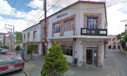 ¡Asaltantes robaron $5 millones de un Bansefi en el Centro de Zacatecas!