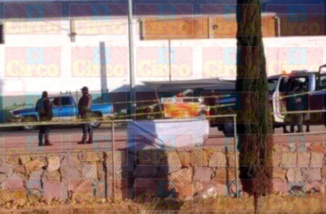 ¡Hombre fue torturado y ejecutado con el tiro de gracia en Fresnillo!