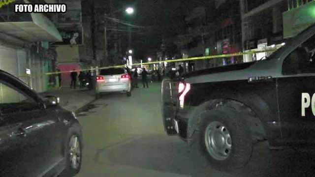 ¡Delincuentes balearon una casa de la colonia Lázaro Cárdenas en Zacatecas!