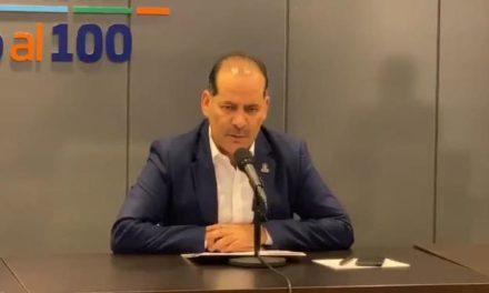 ¡Hospital Hidalgo será el centro COVID en el Estado: Martín Orozco Sandoval!
