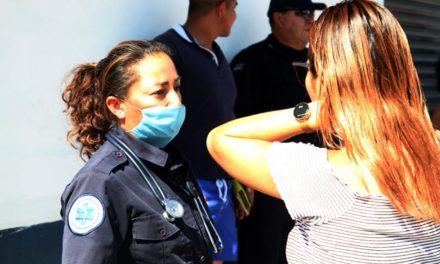 ¡Protección Civil Municipal invita a la ciudadanía a quedarse en casa y revisar medidas de seguridad!
