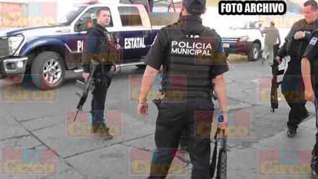 ¡Pistoleros atacaron a balazos la Comandancia de la Policía Preventiva de Río Grande!