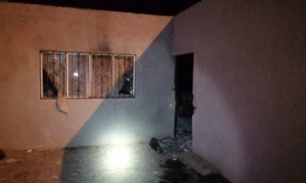 ¡Un joven y una adolescente murieron tras incendiarse su casa en Aguascalientes!