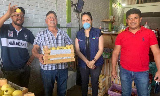 ¡Municipio logra acuerdo con el Centro Comercial Agropecuario para llevar alimento a familias durante contingencia sanitaria!