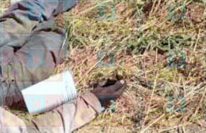 ¡Muerto y putrefacto encontraron a un indigente la orilla de un río en Jerez!