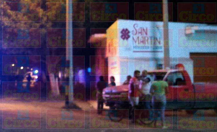 ¡Intentan ejecutar a padre de familia que paseaba a su bebé en la carreola en Lagos de Moreno!