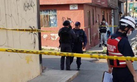 ¡En la colonia Tierra y Libertad de Guadalupe ejecutaron a un hombre!