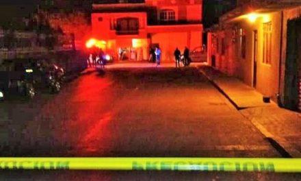¡Ejecutaron a un hombre y una mujer en una tienda en la colonia Lauro G. Caloca en Calera!