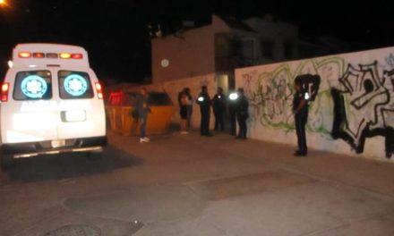 ¡2 hombres heridos a balazos, uno de gravedad, tras una riña en Aguascalientes!