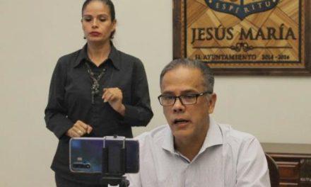 ¡Tiene la Policía de Jesús María nuevo titular!