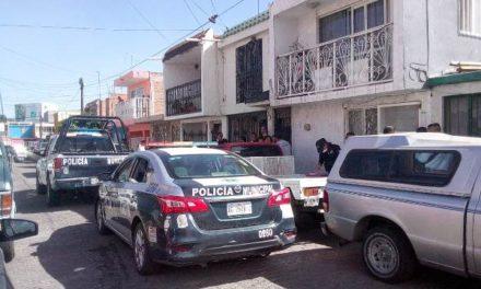 ¡Asesinaron a un hombre en su casa en Las Viñas en Aguascalientes!