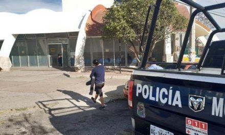 ¡Policías municipales de Aguascalientes salvan la vida de bebé de 10 meses!